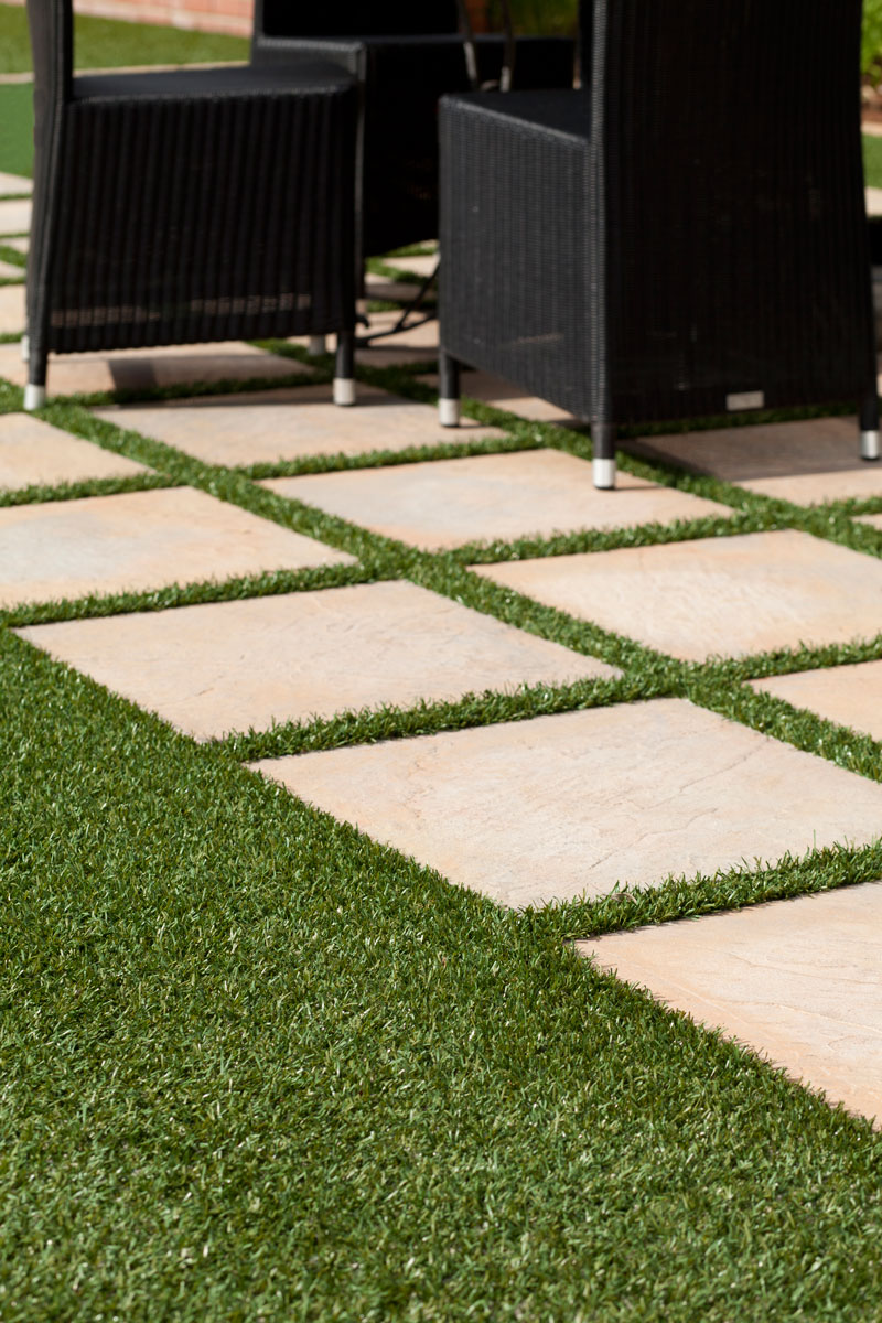 Lawn - artificial grass - SA Garden and Home
