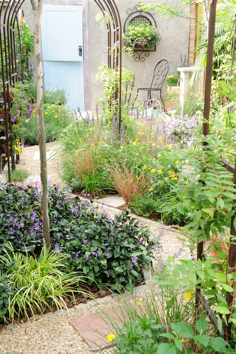 6 Tips For Designing A Small Low Maintenance Garden Sa