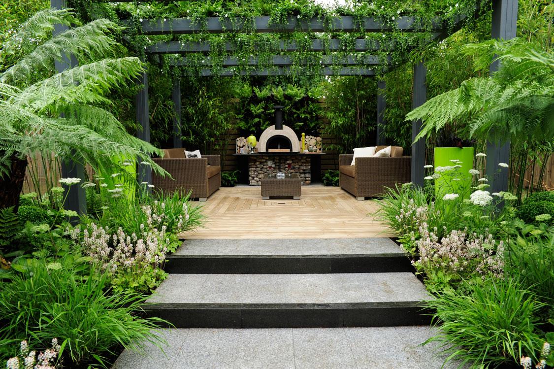 6 tips for designing a small low maintenance garden sa for Home garden maintenance