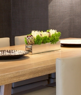 Table - improving your dining room SA Garden and Home
