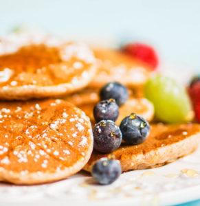 Breakfast banana pancakes - SA Garden and Home