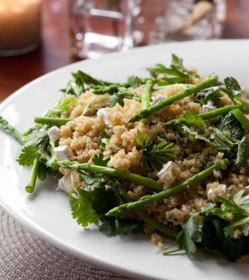 asparagus-and-quinoa