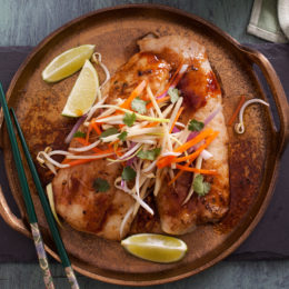 ASIAN MARINATED FISH FILLETS