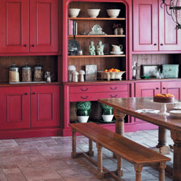 7 Ways to create a country kitchen