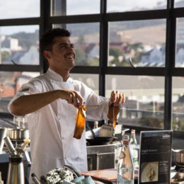 South Africa represented in the S.Pellegrino Young Chef awards 2015