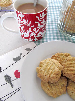 MARY'S OAT BISCUITS
