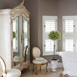 6 Luxe bathrooms