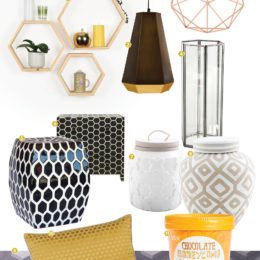 Shop the honeycomb trend