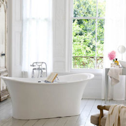 8 Easy tips to create a Victorian bathroom