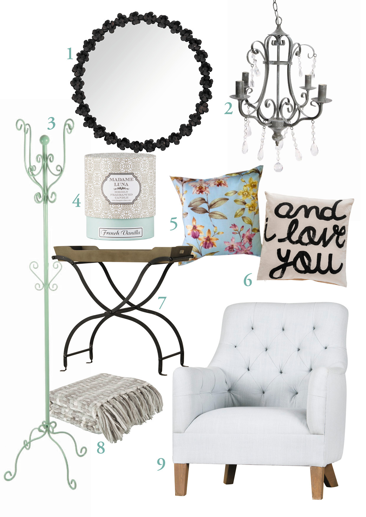 Shopping For Romantic Decor Accessories And Furniture Sa