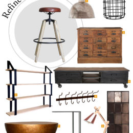 Industrial decor shopping