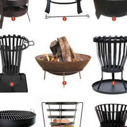 Shopping for firepits