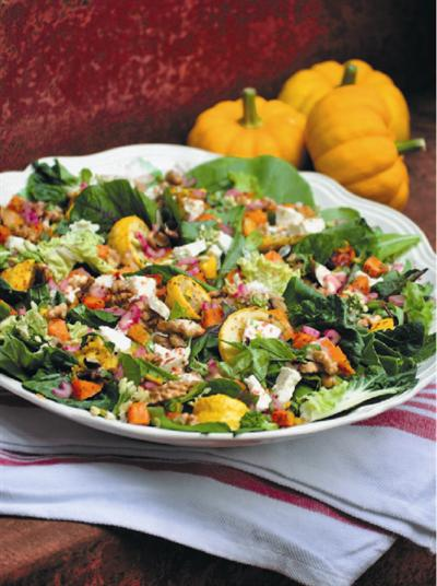 HEARTY WINTER SALAD