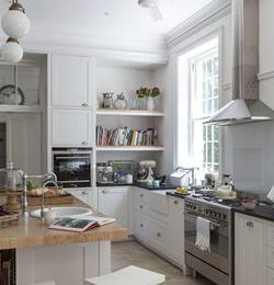 Choosing the perfect kitchen style: Country