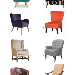 Shop occasional chairs online