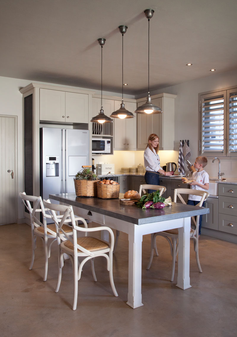 Country Style KZN House Kitchen