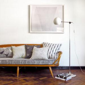 Skinny laMinx decor