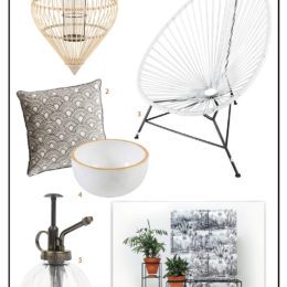 Some of our favourite decor items