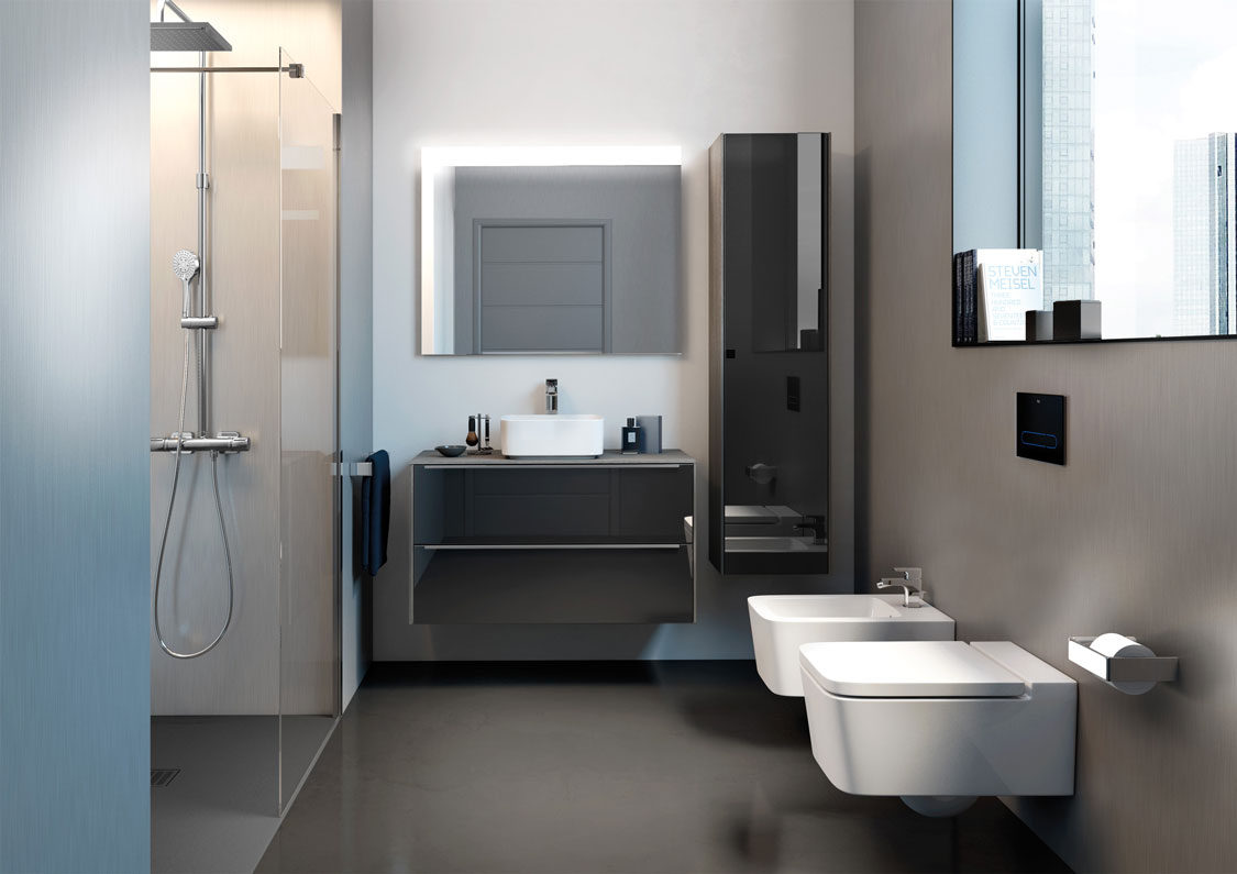 Big bathroom trends sa garden and home for Bathroom designs za
