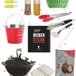 Essential braai items