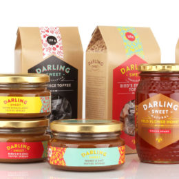 WE'RE GIVING AWAY A HAMPER FROM DARLING SWEET WORTH R610