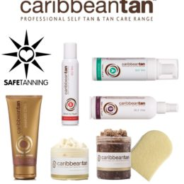 WE'RE GIVING AWAY A CARIBBEAN TAN HAMPER WORTH R500
