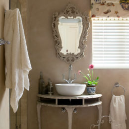 Bathroom ideas: sustainable design