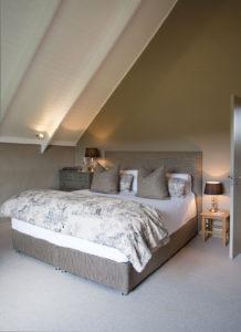 Midlands farmhouse bedroom