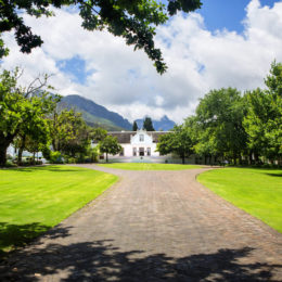 Win a four-night, luxury winelands stay worth R40 000