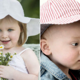 We're giving away four of these adorable kiddies hats from Myang worth R195 each