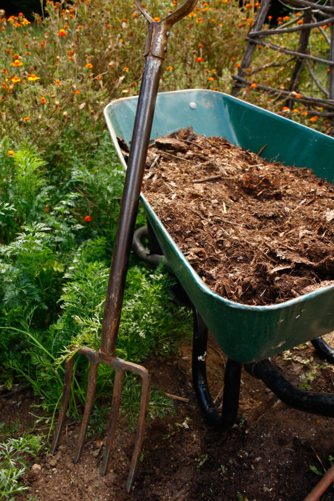 make compost