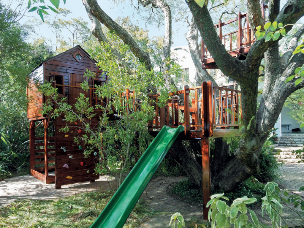Treehouses For Kids Sa Garden And Home