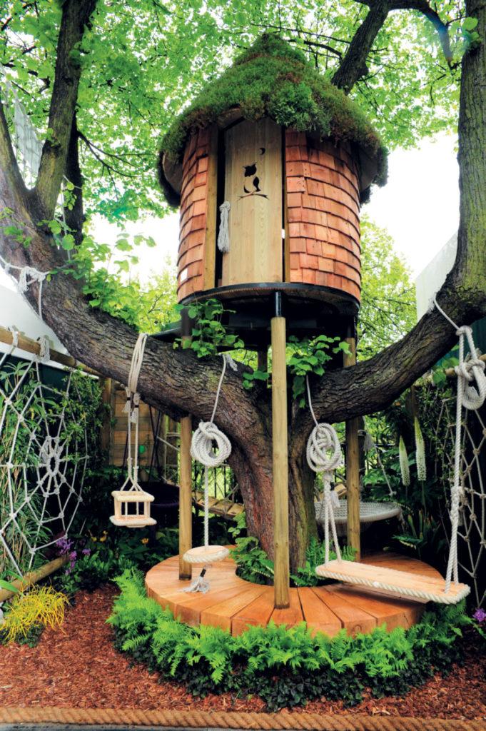 Treehouses for kids