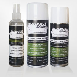 We're giving away 3 fabric care hampers from Blockout Solution worth R345 each