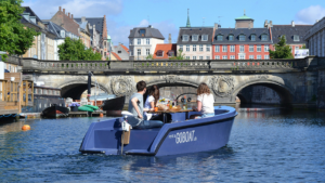 Copenhagen_solar powered boat