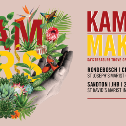 Kamers/Makers 2018: The year of the open hand