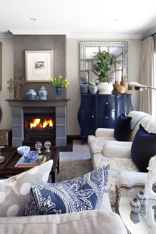 Make your fireplace a focal point 7