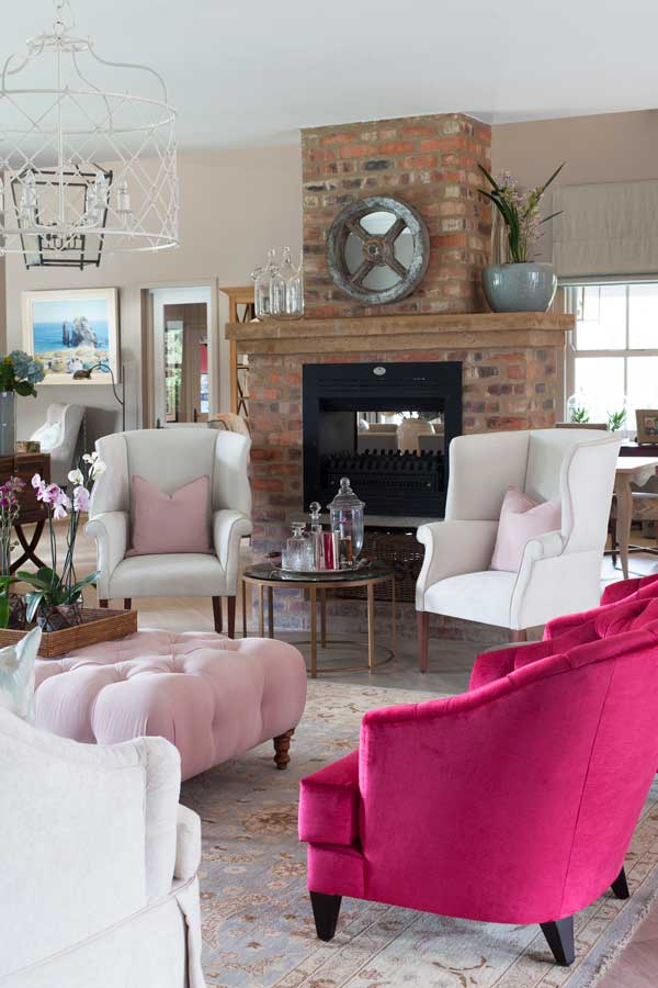 Make your fireplace a focal point 6