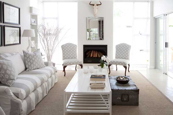 Make your fireplace a focal point 5