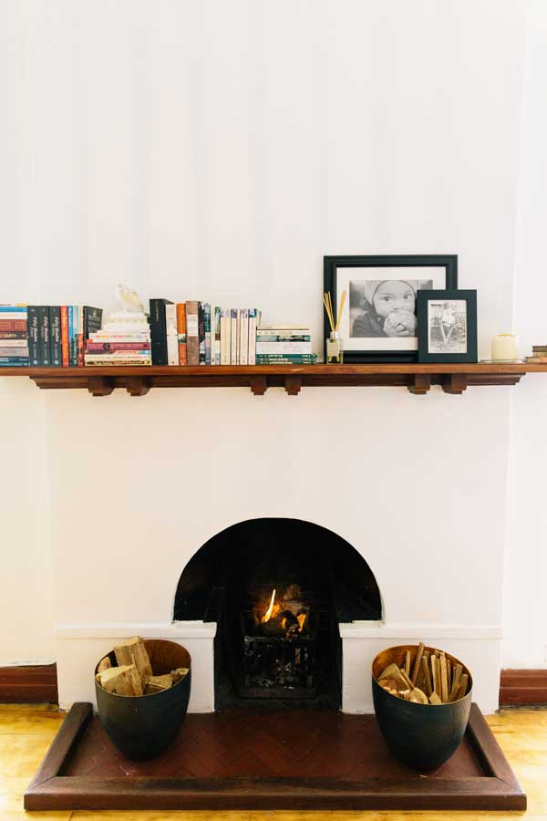 Make your fireplace a focal point 4