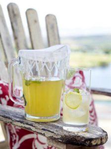 cooking with lemons: lemonade