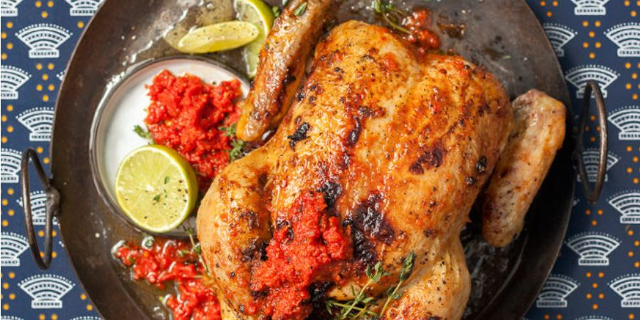 cooking with lemons: chicken dishes