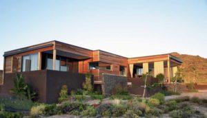 sustainable modular home