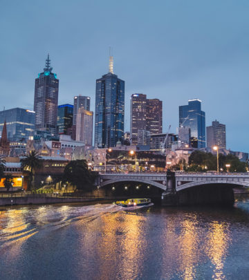 marvelous Melbourne - 1