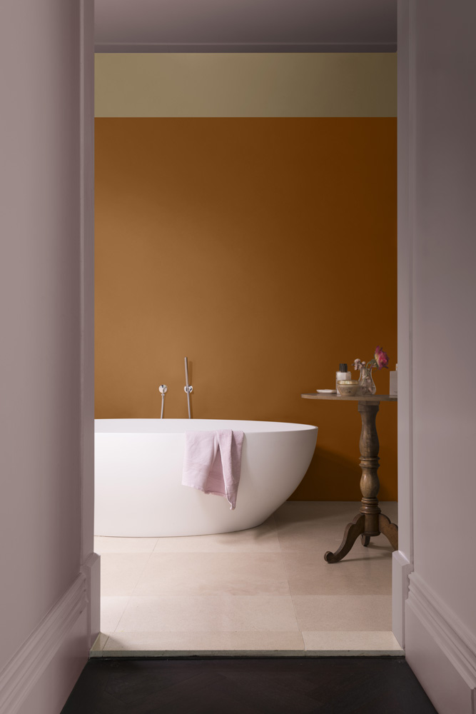 colour trends - terracotta