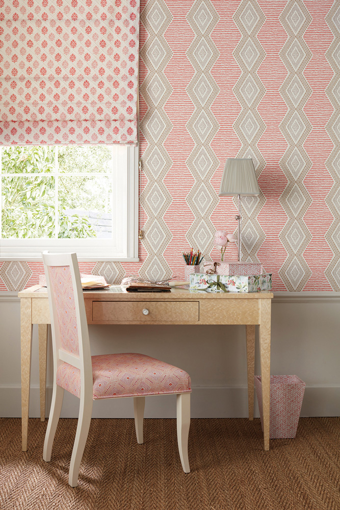 summer colour trends - pink