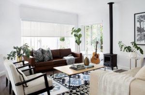 Kelly Adami living room