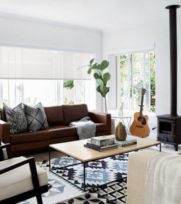 Kelly Adami living room