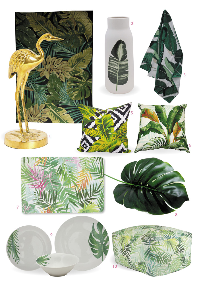 Tropical shopping - SA Garden and Home
