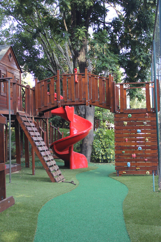PLAY AREAS - TREE CHEERS